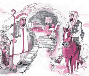 The Shepherd's Treasure Summary
