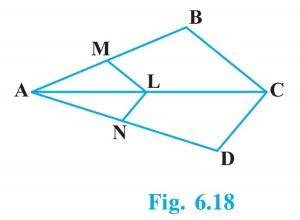 Exercise 6.3 question 3 class 10 maths