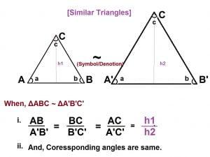 NCERT Class 10 Maths Chapter 6 Triangles Solution