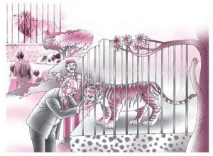 A Tiger in the House hindi Summary