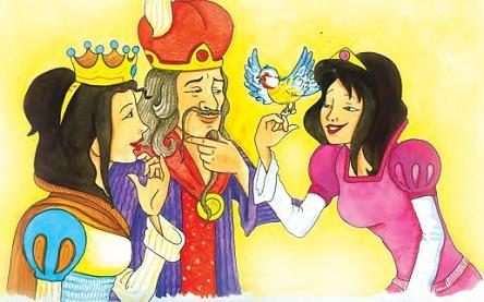 Princess September Hindi Summary