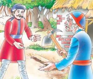 Three Questions Hindi summary